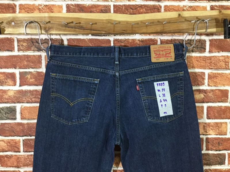 รหัส5559 Levi's514 Made in Mexico