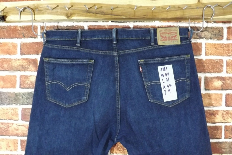 รหัส4321 Levi's505  Made in  Mexico